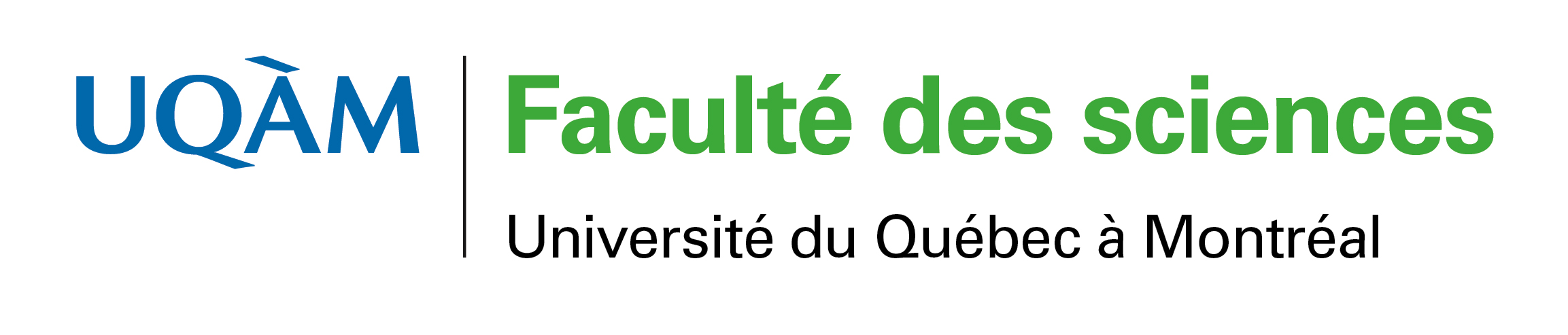 Résultats de recherche d'images pour «faculté des sciences uqam logo»