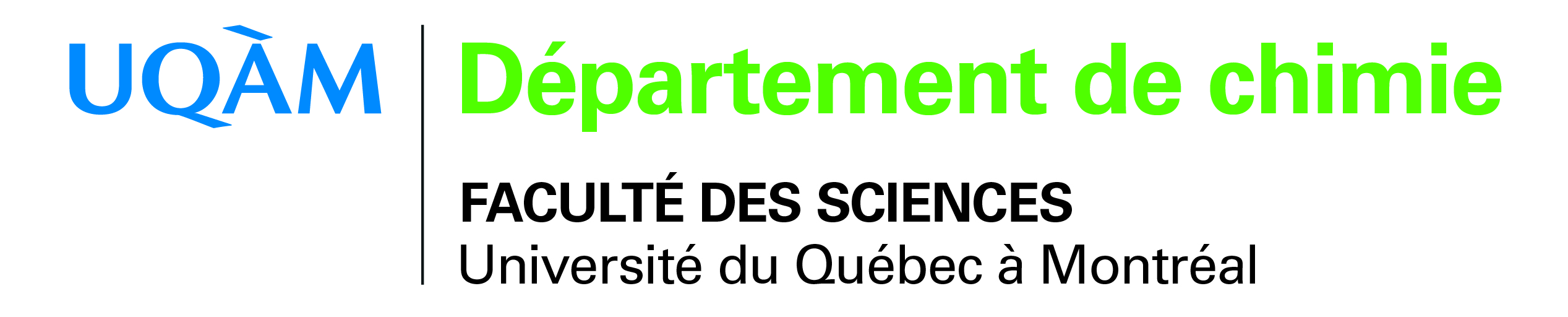 logo Departement chimie externe COUL